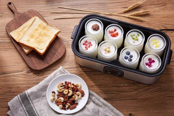 Recette yaourtière Aicok
