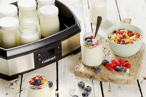 Mode d'emploi de la yaourtière Cuisinart YM400E